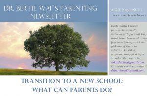 Dr bertie Wai - Newsletters